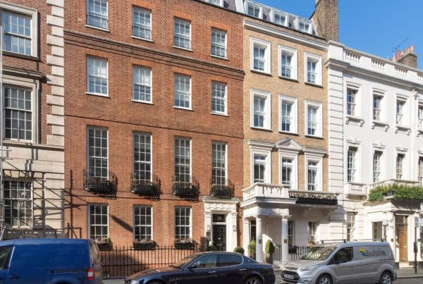 35 Grosvenor Street Exterior