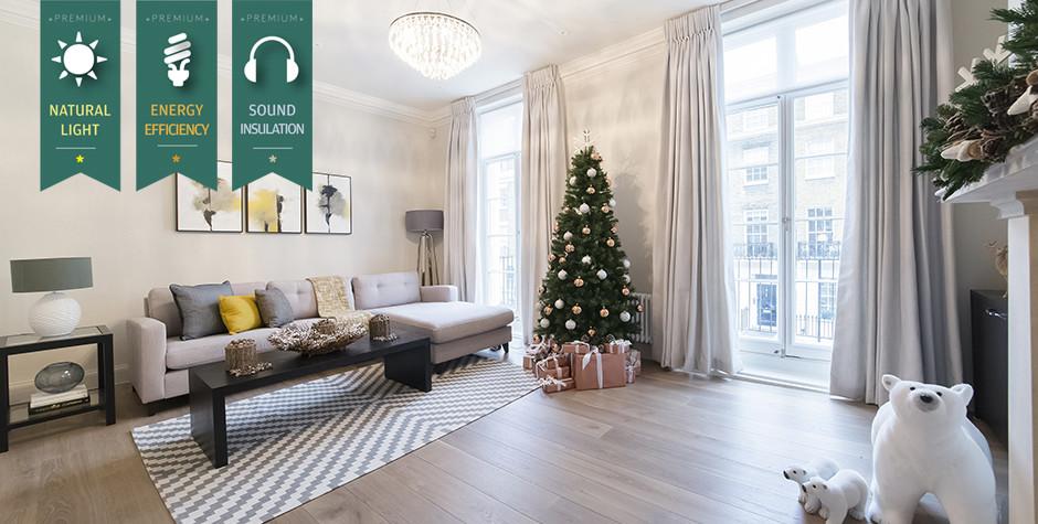 Ebury Street Living Room 1
