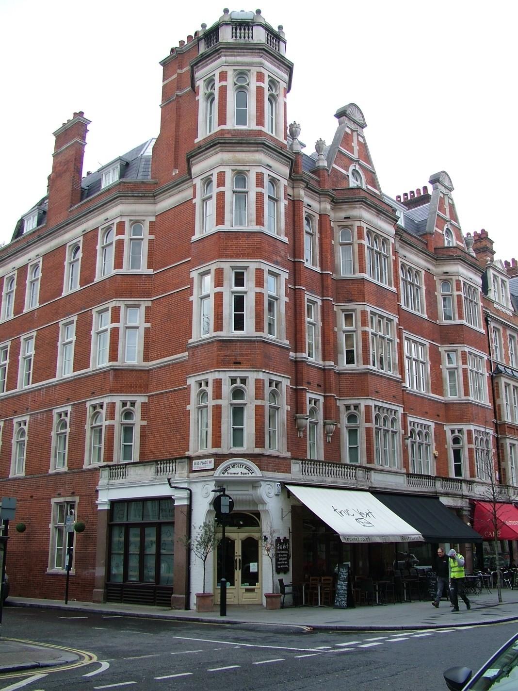 North Audley Street Corner