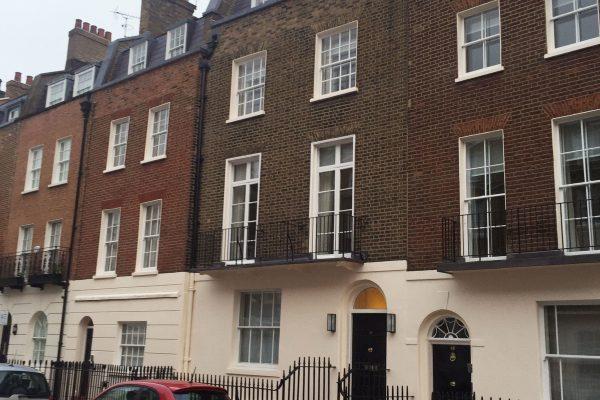Ebury Street Front