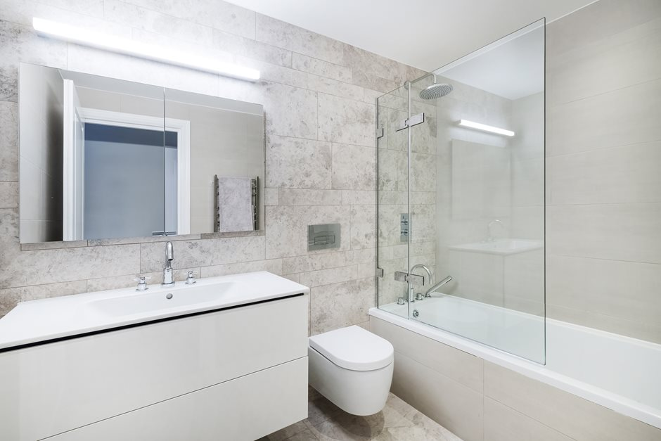 Flat M 45 Eaton Square Bathroom