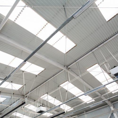 Dunstable Industrial Unit Interior