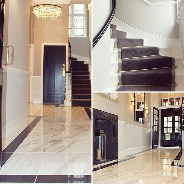 Stunning Mayfair Common Parts Refurbishment