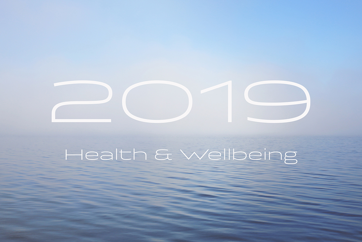Focus for 2019: Health and Wellbeing