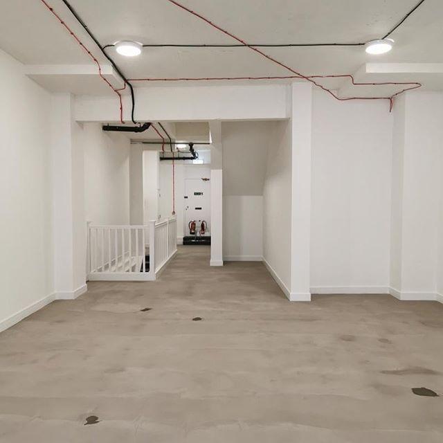 Project completion: Retail White Box Refurbishment