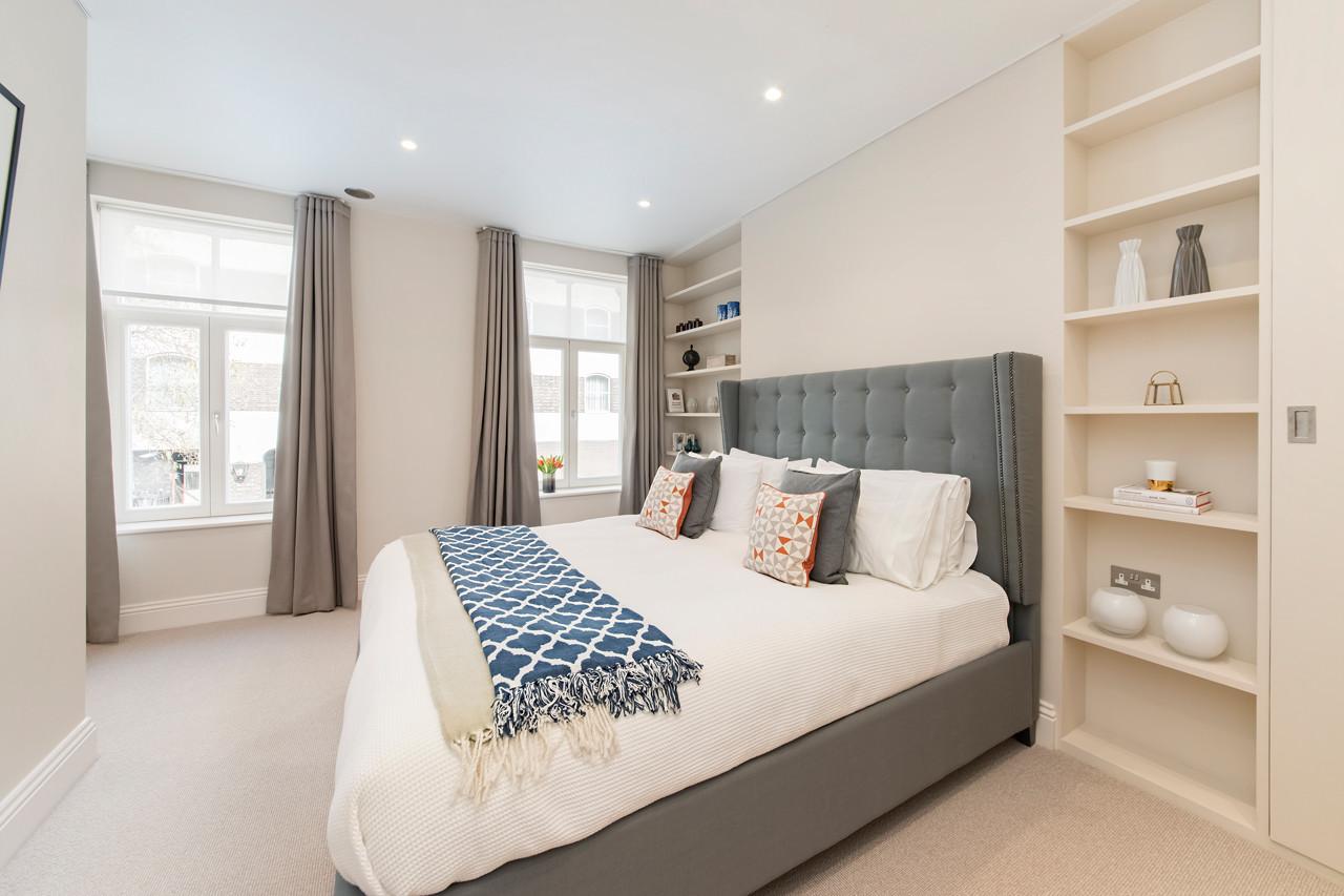 13 Adams Row Main Bedroom 2