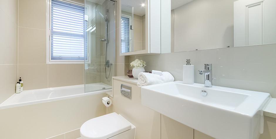 Ebury Street Bathroom