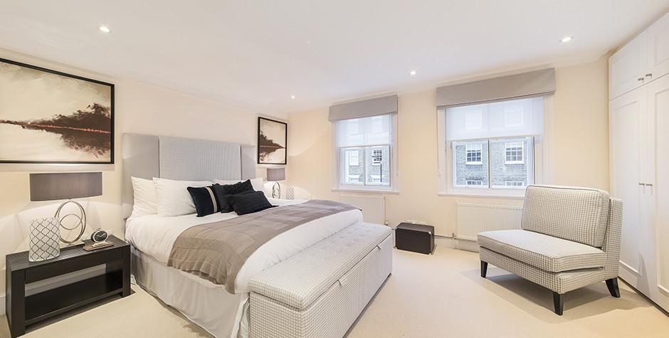 Ebury Street Large Bedroom