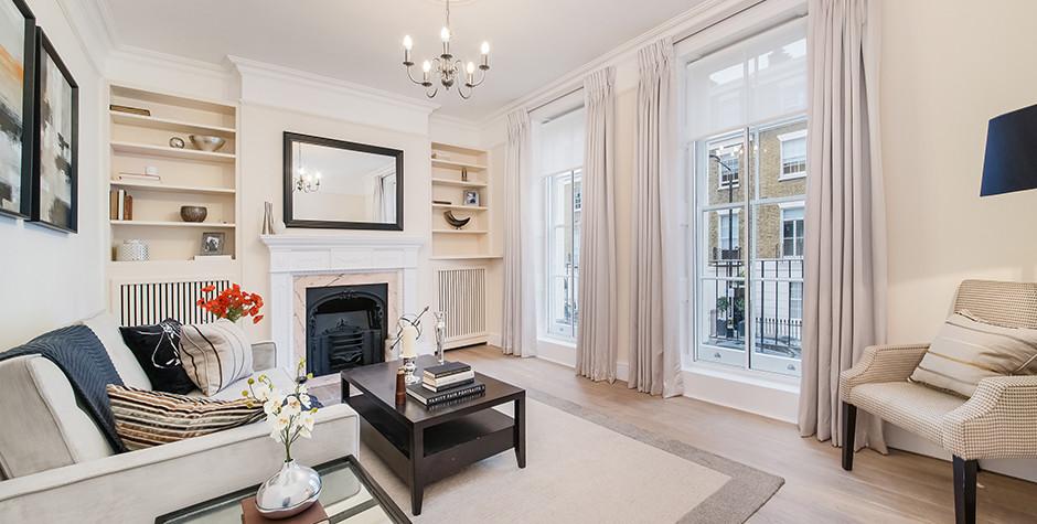 Ebury Street GFF Living Room