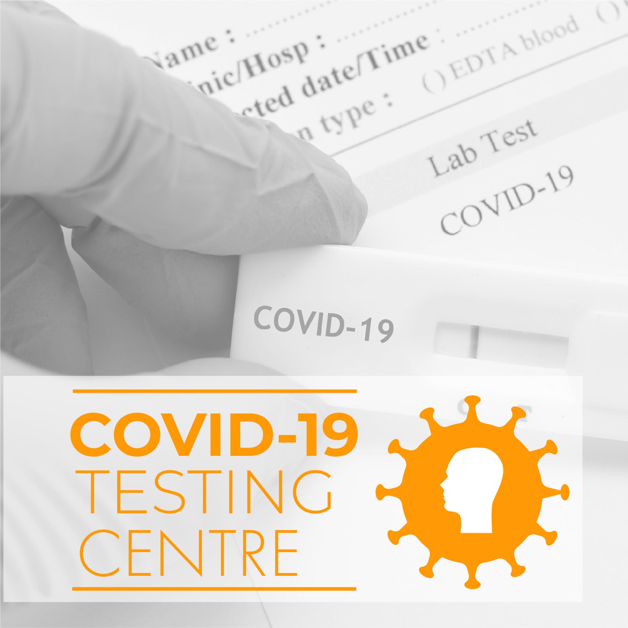 New Gaysha Covid-19 Testing Centre